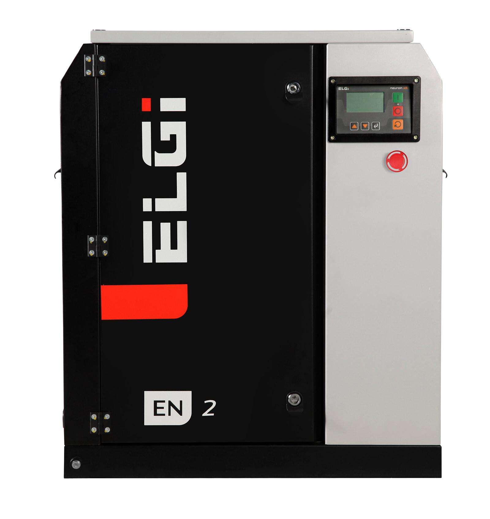 ELGi Encap Series Small Screw Air Compressors front