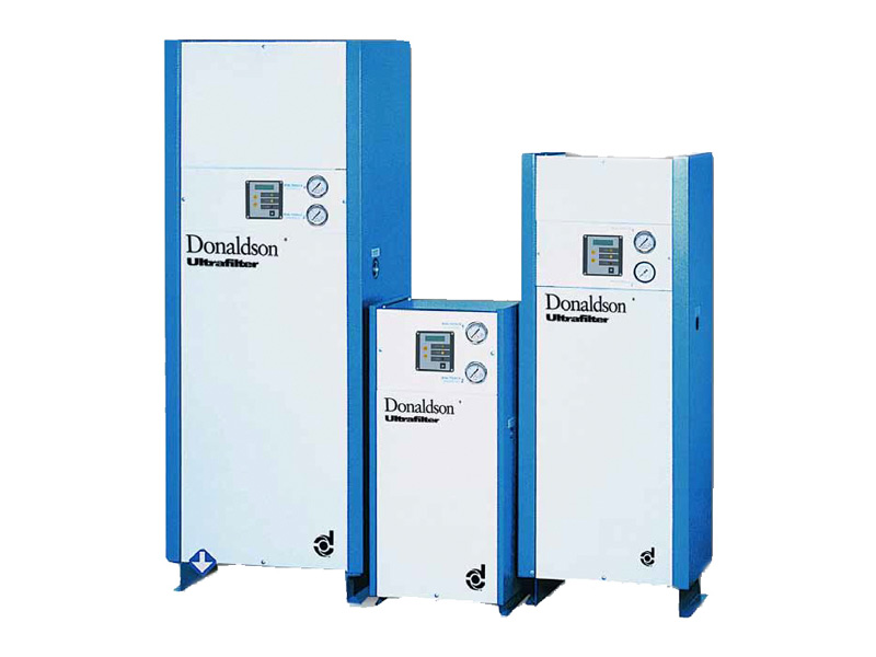 Donaldson Heatless Regenerated Adsorption Dryers