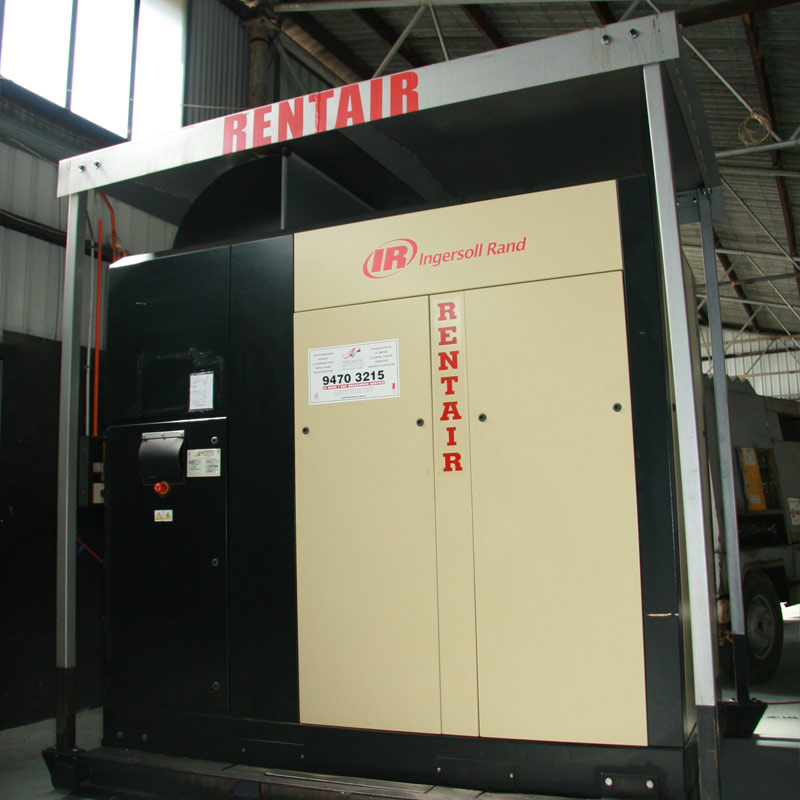 Rent Air Compressor Equipment for hire