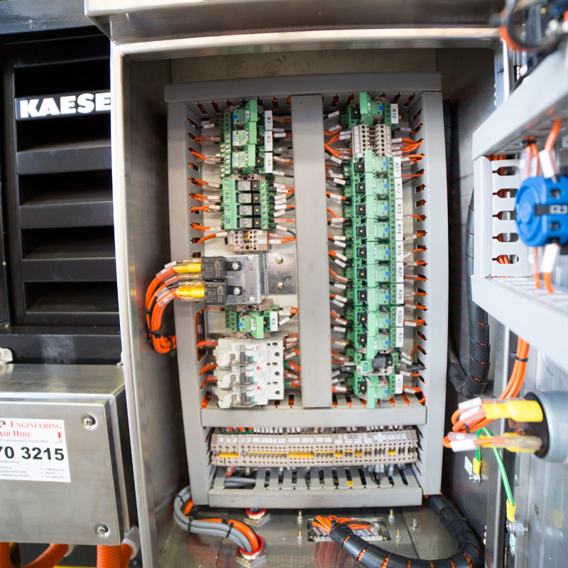 Air Compressor Services Installation and Customisation