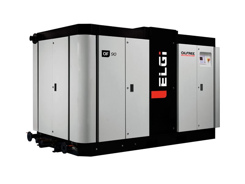 ELGi Oil-Free Screw Air-Cooled Air Compressors