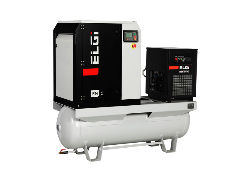 ELGi Encap Series Small Screw Air Compressors
