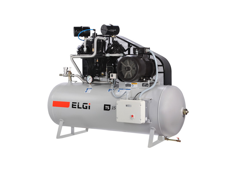 ELGi Industrial Reciprocating Oil-Flooded Piston Air Compressors